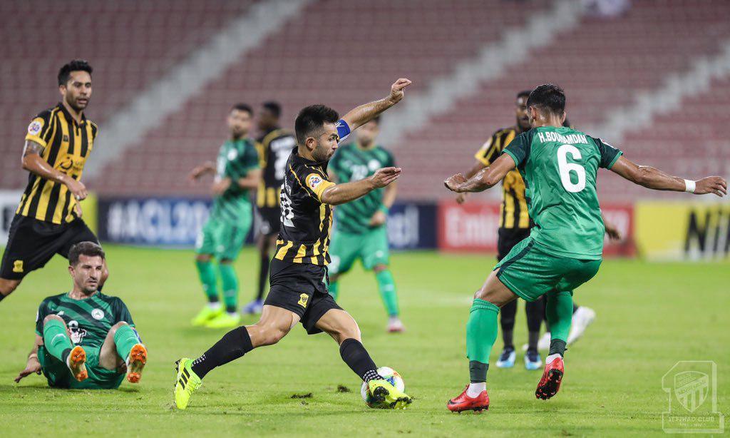 ذوبآهن ۳- الاتحاد ۴؛ خداحافظی ایران با ACL2019