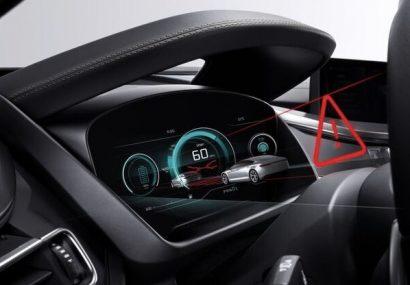 پیام های هشدار سه بعدی برای رانندگان توسعه می یابد