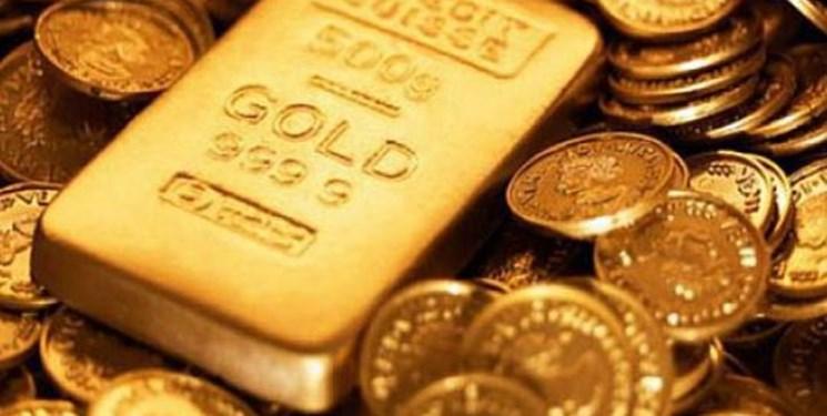 طلا در بازارهای جهانی ۱۸٫۵ دلار گران شد