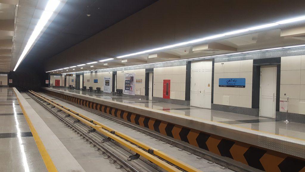 هر یک کیلومتر مترو ۸۵ میلیون یورو!
