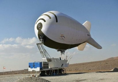 طراحی مفهومی کشتی هوایی به اتمام رسید