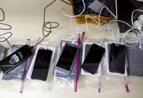 تشعشعات خطرناک برای بدن در گوشی اپل و سامسونگ