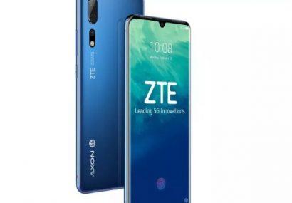 زدتیای نخستین گوشی مجهز به ۵G را عرضه کرد