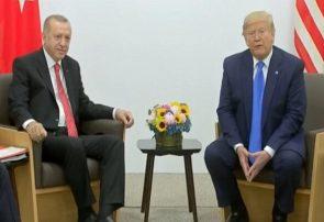 در سازمان ملل با ترامپ درباره سوریه صحبت میکنم