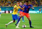 برزیل ۲-۲ کلمبیا؛ گلزنی نیمار در بازگشت به تیم ملی