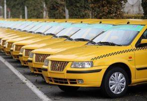 طرح واردات تاکسی گاز سوز و برقی در دولت پیگیری می شود
