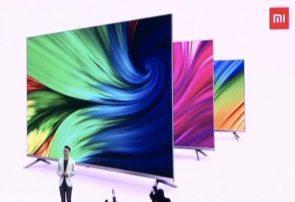 تلویزیونهای ۸K با طراحی بدون لبه رونمایی شدند