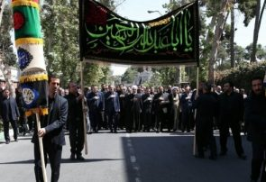 دومین روز از مراسم عزاداری حضرت اباعبدالله الحسین علیهالسلام