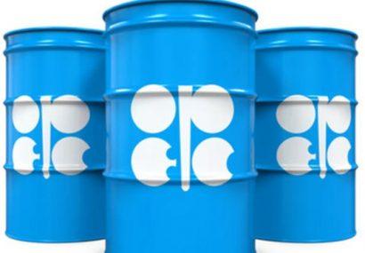 سبد نفتی اوپک یک دلار و ۶۱ سنت گران شد