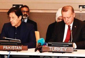 عمران خان خطاب به کشورهای غربی: تروریسم را به اسلام گره نزنید