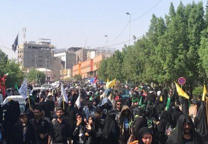 اعتراض زائران به اینترنت آزاد