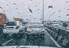 رگبار باران در کشور امروز