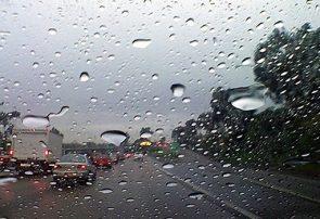 تشدید بارش باران در کشور