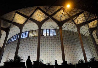 پایان بازسازی تئاترشهر تا نیمه آبان