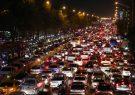 افزایش ترافیک جادهها