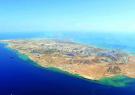 لکه نفتی در جزیره خارک