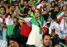 زنان و ورزشگاه، باج به فیفا