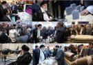 بازدید امام خامنه ای از نمایشگاه شرکتهای دانشبنیان