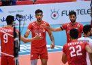 برتری راحت ایران مقابل تونس
