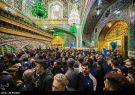 زائران مشهدالرضا(ع) از ۴ میلیون گذشت