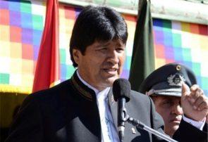 کودتا در بولیوی ؛ مورالس کناره گیری کرد