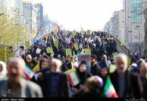 جزئیات برنامه راهپیمایی مردم تهران در چهارم آذرماه