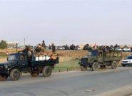 ادامه استقرار ارتش سوریه در شمال شرقی