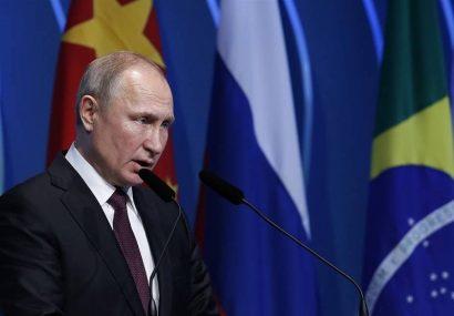 هشدار پوتین درباره تاثیر تحریمهای یکجانبه و رقابت ناعادلانه بر اقتصاد جهانی