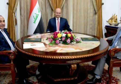 از استعفا نخست وزیر تا انحلال پارلمان عراق