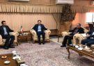 دیدار مدیرعامل بانک توسعه تعاون با استاندار گیلان