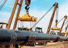 افتتاح خط لوله انتقال گاز بین روسیه و چین