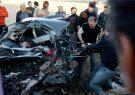 مرگ سالانه ۱۷ هزار ایرانی بر اثر تصادفات جادهای و ترافیکی