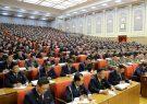 نشست رهبر کره شمالی با اعضای ارشد حزب حاکم در آستانه پایان ضرب الاجل به آمریکا
