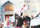 تشییع پیکر شهدای مقاومت در بغداد ، کربلا و نجف