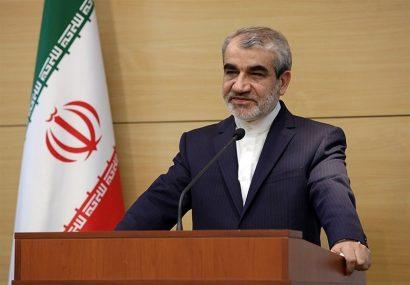 کدخدایی:پرونده ۱۳ هزار داوطلب انتخابات مجلس بررسی شد