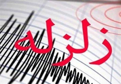 زلزله ۵.۷ ریشتری قطور در آذربایجان غربی را لرزاند