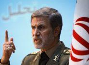 امیر سرتیپ حاتمی وزیر دفاع: در حوزه دفاعی به خودکفایی رسیدهایم
