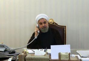روحانی در تماس تلفنی با پوتین: درمورد ویروس کرونا به سمت کنترل کامل شرایط پیش میرویم