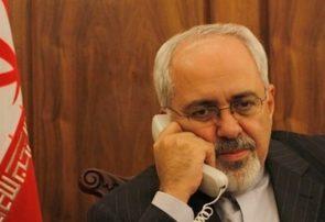 گفتگوی تلفنی ظریف و وزیر خارجه اندونزی