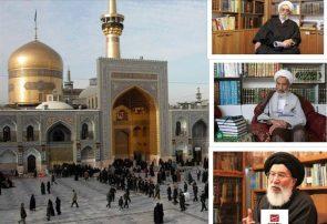 تاکید علمای مشهد بر زیارت از راه دور حرم رضوی در شرایط فعلی