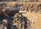 بازگشایی راه ارتباطی روستای چم مهر پلدختر ؛ راه ارتباطی ۲روستا همچنان قطع است