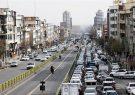 ترافیک سنگین در ۶ معبر اصلی پایتخت