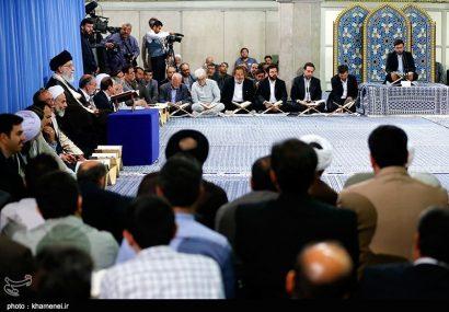 محفل قرآنی رهبر انقلاب به صورت مجازی برگزار میشود