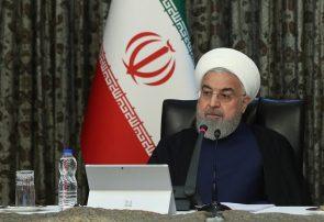 روحانی: ۴ میلیون تُن کالا وارد کشور خواهد شد