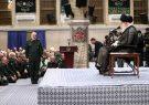 پیام قدردانی فرمانده کل سپاه به امام خامنهای: پیشمرگان مردم نجیب ایرانیم