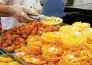 قیمت آش ، حلیم، زولبیا و خرما