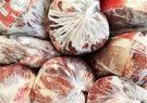 ۶۰ تن گوشت منجمد احتکاری در انبارهای شورآباد کشف شد