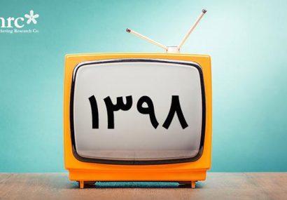 تبلیغات تلویزیونی در سالی که گذشت