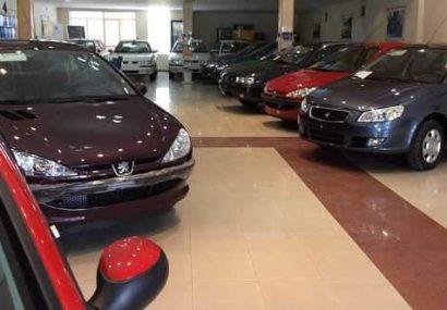 تحویل خودرو بدون پلاك انتظامی به مشتری