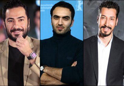 نوید محمدزاده و بهرام افشاری همبازی شدند